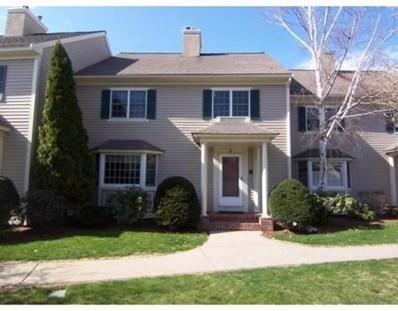 5 Powder Hill Way UNIT 5, Westborough, MA 01581 - MLS#: 72330229