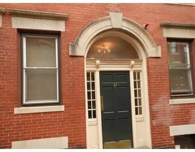 33 Irving Street UNIT 4, Boston, MA 02114 - MLS#: 72330278