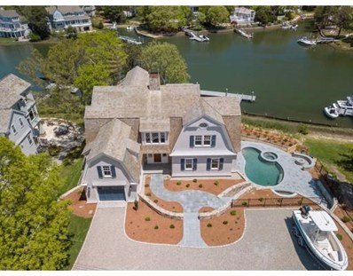 156 Waterway, Mashpee, MA 02649 - MLS#: 72330301
