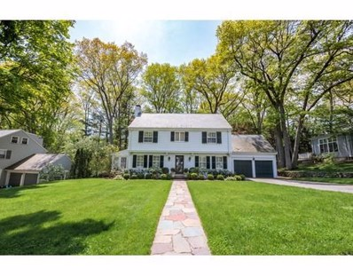 9 Thackeray Rd, Wellesley, MA 02481 - MLS#: 72330324