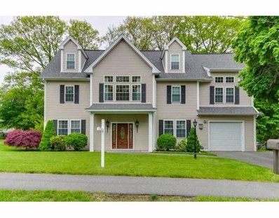 7 Spring Valley Road, Natick, MA 01760 - MLS#: 72330357