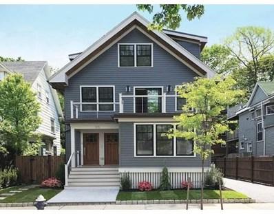 95 Stedman St UNIT 2, Brookline, MA 02446 - MLS#: 72330431