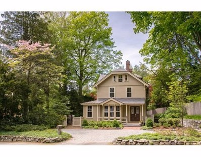53 Monument Street, Concord, MA 01742 - MLS#: 72330481