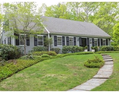 120 Hampshire Rd, Wellesley, MA 02481 - MLS#: 72330559