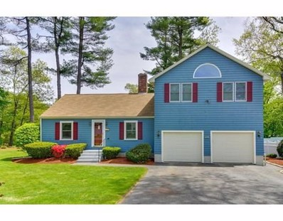 14 Druid Hill Ave, Burlington, MA 01803 - MLS#: 72330698