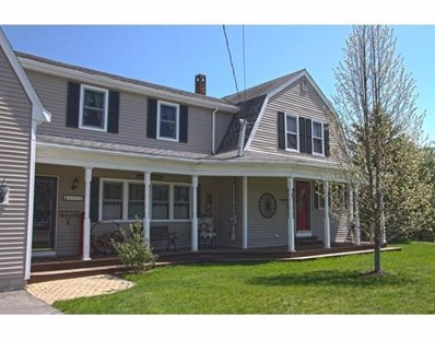 209 Everett St, Middleboro, MA 02346 - MLS#: 72330780