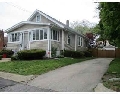 43 Orchard Street, Taunton, MA 02780 - MLS#: 72330900