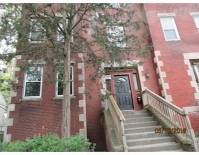 69 Moreland Street UNIT 1, Boston, MA 02119 - MLS#: 72330986