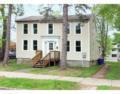 19 Suffolk St, Springfield, MA 01109 - MLS#: 72331297
