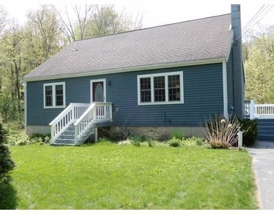 187 Oakham Rd., North Brookfield, MA 01535 - MLS#: 72331439