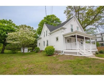 343 Somerset Ave, Taunton, MA 02780 - MLS#: 72331682
