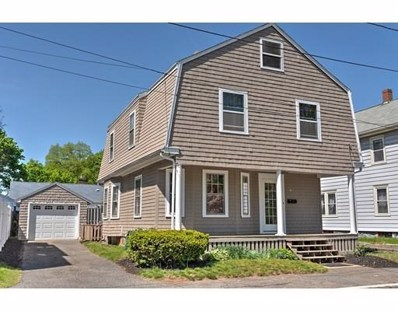 18 Roosevelt Ave, Beverly, MA 01915 - MLS#: 72331754