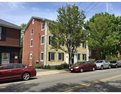 52 Essex St UNIT 1, Salem, MA 01970 - MLS#: 72331957