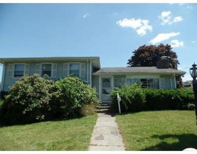 424 Potter St, New Bedford, MA 02740 - MLS#: 72332128