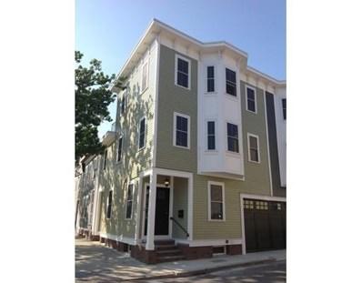 2 Franklin Street UNIT 3, Boston, MA 02129 - MLS#: 72332223