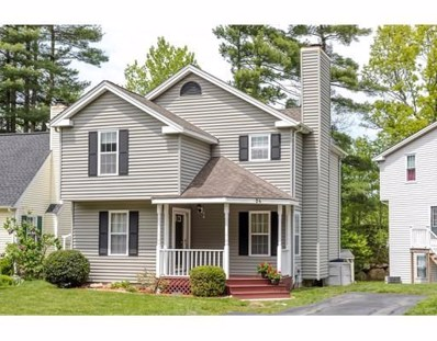 54 Bowstring Way UNIT 54, Marlborough, MA 01752 - MLS#: 72332381
