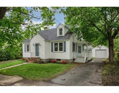 10 Durso Avenue, Lawrence, MA 01843 - MLS#: 72332401