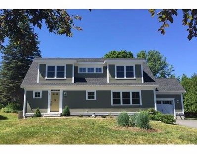 32 South Acton Rd, Stow, MA 01775 - MLS#: 72332413
