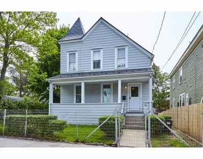 58 Catherine St, Boston, MA 02131 - MLS#: 72332662