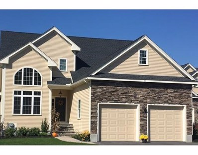 11 Fairway View Drive UNIT 76, Sutton, MA 01590 - MLS#: 72332807