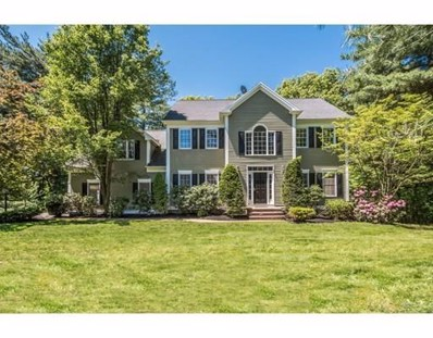 40 Morgans Way, Holliston, MA 01746 - MLS#: 72332903