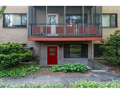 159 Concord Ave UNIT 1A, Cambridge, MA 02138 - MLS#: 72332960