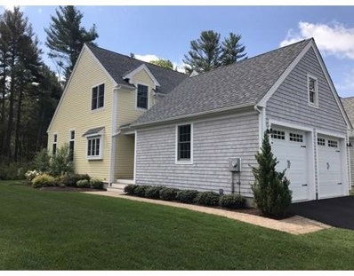 102 Fairhaven Rd UNIT 22, Mattapoisett, MA 02739 - MLS#: 72333236