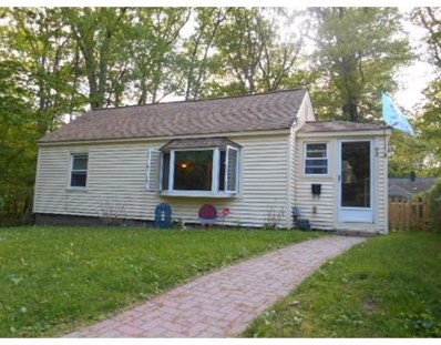 93 Chicopee Street, Worcester, MA 01602 - MLS#: 72333260