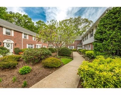 21 Westerly St UNIT 6, Wellesley, MA 02482 - MLS#: 72333275