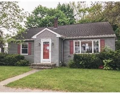 633 New Boston Rd, Fall River, MA 02720 - MLS#: 72333413