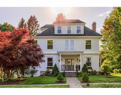56 Moore Ave, Worcester, MA 01602 - MLS#: 72333651