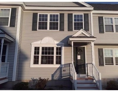 14 Merrimac Way UNIT E, Tyngsborough, MA 01879 - MLS#: 72333833