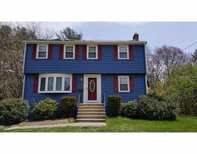25 Mohawk Path, Bellingham, MA 02019 - MLS#: 72334316
