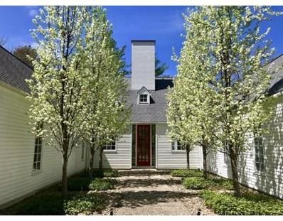 44 Spruce Hill Road, Weston, MA 02493 - MLS#: 72334482