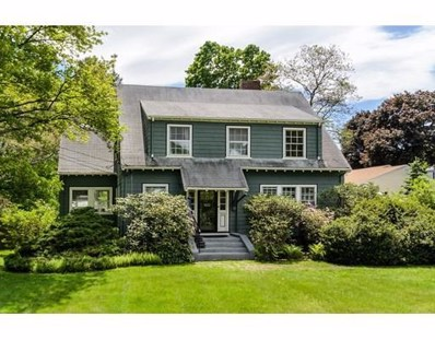 1622 Great Plain Ave, Needham, MA 02492 - MLS#: 72334623