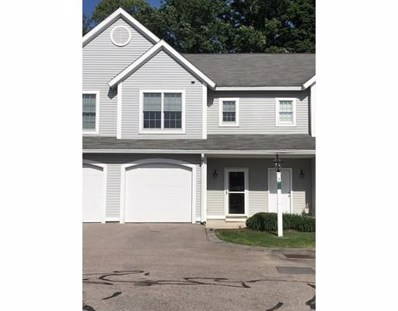 140 Commonwealth Ave UNIT 11, North Attleboro, MA 02763 - MLS#: 72334626