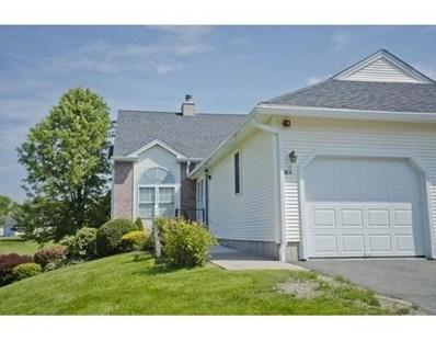 26 Castle Hill Rd UNIT A, Agawam, MA 01001 - MLS#: 72334713