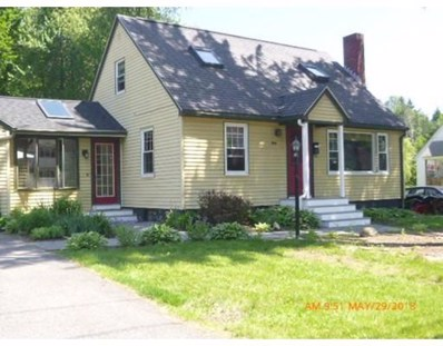 30 Bailey St, Worcester, MA 01602 - MLS#: 72334843
