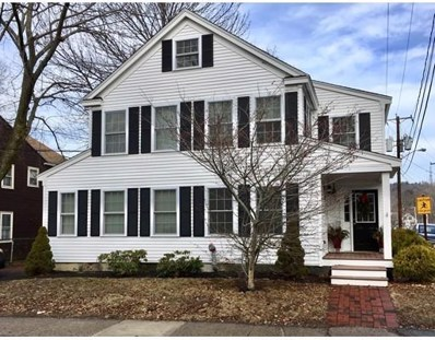 91 Friend St UNIT B, Amesbury, MA 01913 - MLS#: 72334902