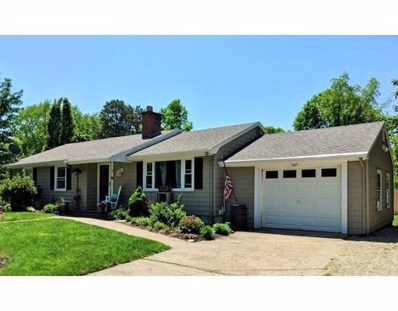 1 Sandwich Rd, Plymouth, MA 02360 - MLS#: 72335114