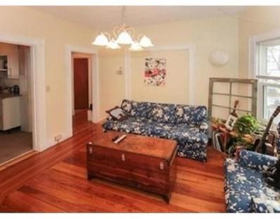 74 Lowell Street UNIT 1, Somerville, MA 02143 - MLS#: 72335180
