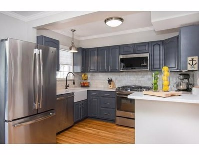 124 Everett St UNIT 1, Boston, MA 02128 - MLS#: 72335359