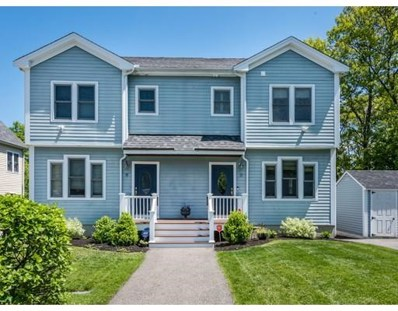 11 Crestview Road UNIT 11, Boston, MA 02131 - MLS#: 72335389