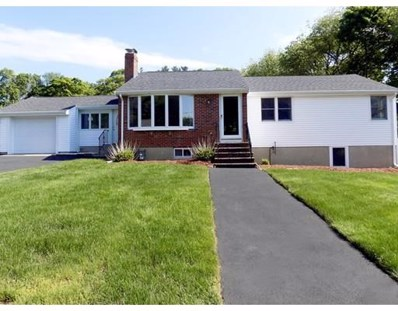 1 Hugh Terrace, Peabody, MA 01960 - MLS#: 72335413