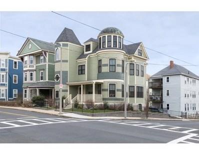 37 Forest Hills St UNIT 1, Boston, MA 02130 - MLS#: 72335425