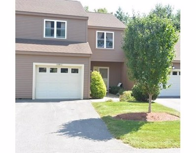 1100 Ridgefield Cir UNIT C, Clinton, MA 01510 - MLS#: 72335512