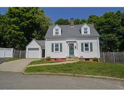 19 Cape Cod Ln, Braintree, MA 02184 - MLS#: 72335667