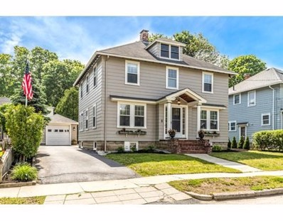 6 Berkeley Street, Reading, MA 01867 - MLS#: 72335681