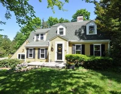 11 Woodland Rd, Concord, MA 01742 - MLS#: 72335835
