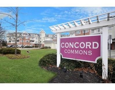 95 Conant St UNIT 209, Concord, MA 01742 - MLS#: 72335967